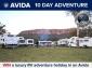 Win Return Flights to Sydney + 10 Night's Avida Motorhome Rental