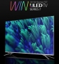 Win a Hisense 55-inch ULED TV