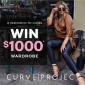 Win a $1000 Curve Project (Women's Fashion) Wardrobe