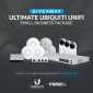 Win a Ubiquiti CCTV & Network Management Package