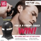 Win a VS Sassoon 'The V Double' Hair Trimmer for you & one for a friend