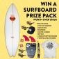 Win a Surfboard & Accessories + SIN Eyewear Sunnies & Merchandise or 1 of 5 SIN Eyewear Packs