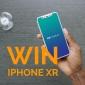 Win an iPhone XR