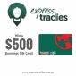 Win a $500 Bunnings Voucher!