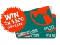 Win $1000 of Bunnings Gift Cards