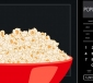 Win a Sharp Microwave & a year's supply of Poppin Popcorn