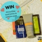 Win a Citrus Bliss hand lotion and sample pack
