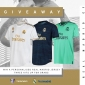 Win 1 of 3 Real Madrid Soccer Jerseys (Home, Away or Third Kit)