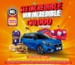 Win an MG3 Excite Car + $10K Chemist Warehouse Voucher + $4K+ of Hungry Jacks Vouchers + 8-person NBL Box + Signed Basketball Items