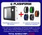 Win a 3D Printer + 5 Spools of Premium Filament