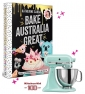 Win a KitchenAid Stand Mixer + Signed 'Bake Australia Great' Cookbook & Cake Decorating Products