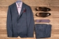 Win 1 of 2 Complete Men's Outfits (each with Suit & Shoes)