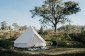 Win a 4m Bell Tent + Firepit & Grill